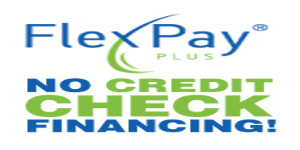 FlexPay Financing - No Credit Check