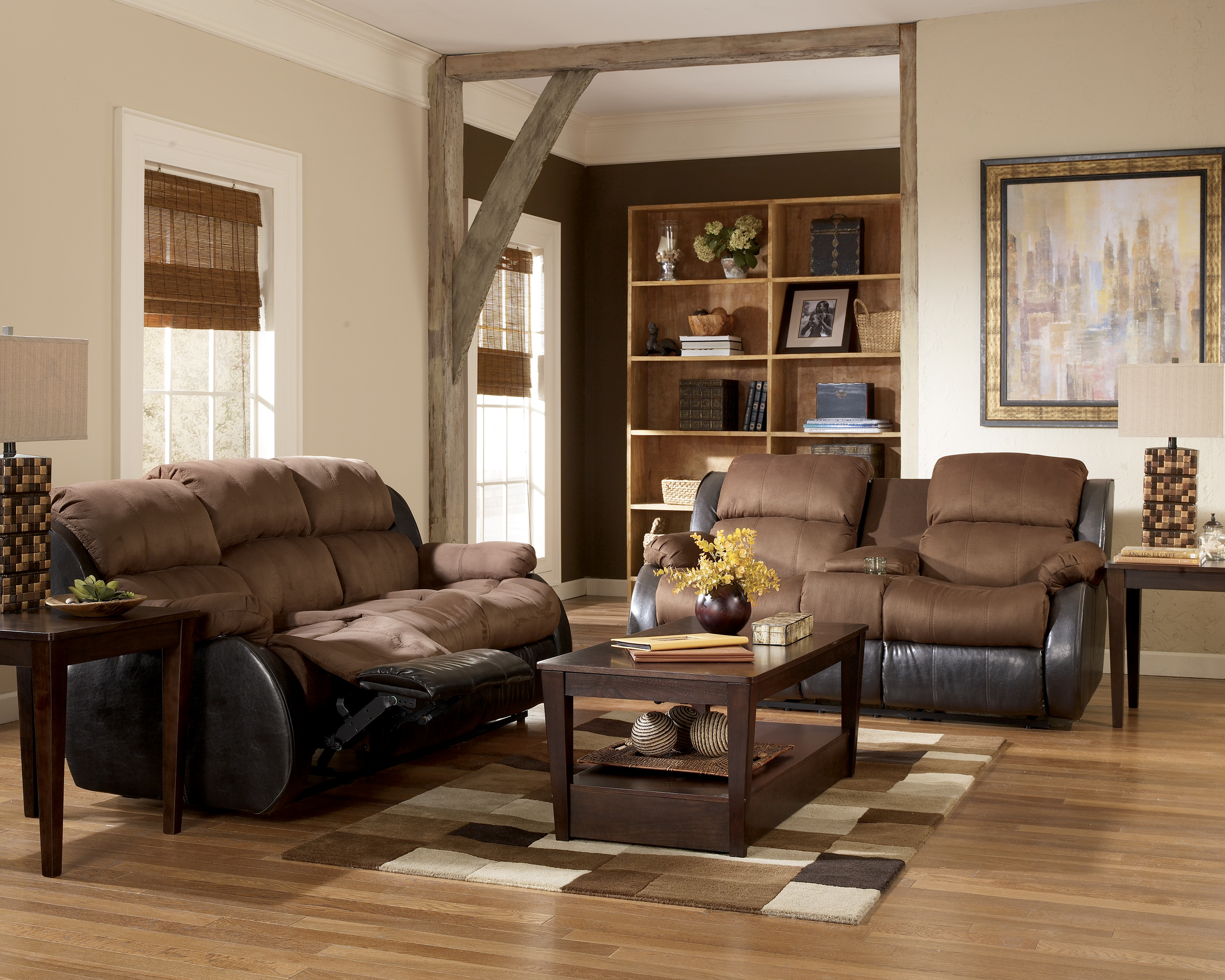 Living Rooms Recliners